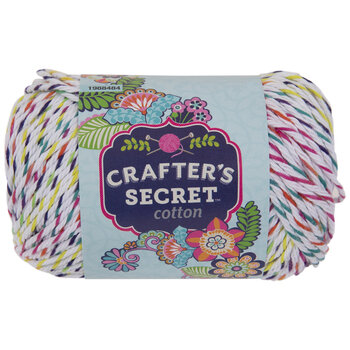 At The Fairgrounds Crafter's Secret Cotton Yarn