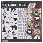 Little Lumberjack Paper Crafting Kit