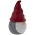 Red & Gray Gnome Cookie Jar