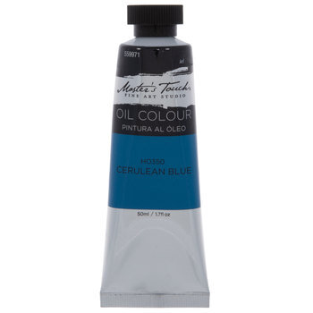 Cerulean Blue Master's Touch Oil Paint - 1.7 Ounce