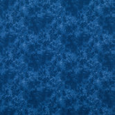 Blue Blender Cotton Calico Fabric