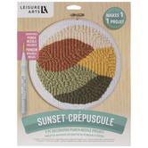 Sunset Punch Needle Kit