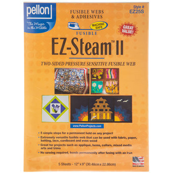 EZ-Steam II Two-Sided Pressure Sensitive Fusible Web
