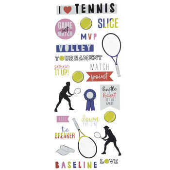 Tennis Stickers
