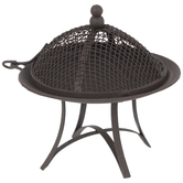 Miniature Metal Fire Pit