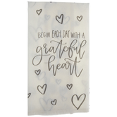 Grateful Heart Kitchen Towel