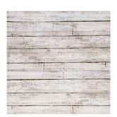 "Whitewash Fence Scrapbook Paper - 12"" x 12"""