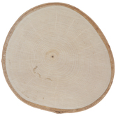 Birch Barkside Round - Large