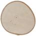 Birch Barkside Round - Large
