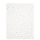 "Silver Stars Vellum Paper - 8 1/2"" x 11"""