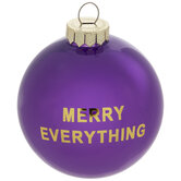 Merry Everything Ornament
