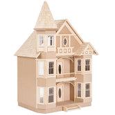 Victorian Lady Dollhouse