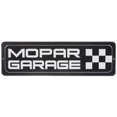 Mopar Garage Metal Sign