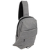 Gray Fit Kicks Sling Backpack