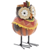 Owl With Orange Headdress