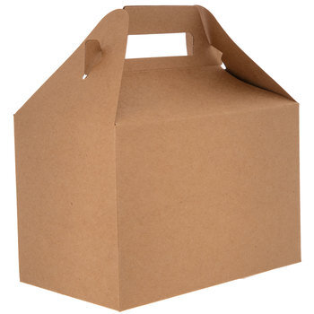 Kraft Paper Gable Box