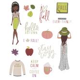 Autumn Fun Stickers
