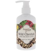 Wild Cheetah Hand & Body Lotion