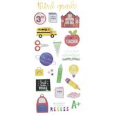 3rd Grade Stickers