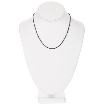 Fine Cable Chain Necklace - 16""
