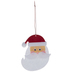 Santa Ornament Felt Craft Kit