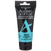 Permanent Blue Light Academy Acrylic Paint - 2.5 Ounce