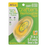 Crafter's Removable Tape