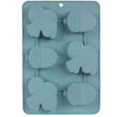 Acorn & Squirrel Silicone Mold