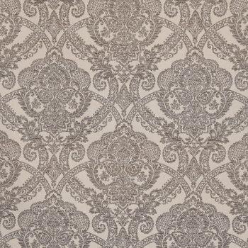 Ash Damask Chapel Hill Fabric