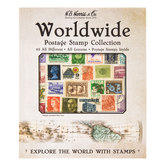 Worldwide Postage Stamps