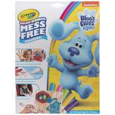 Crayola Blue's Clues Color Wonder Coloring Kit