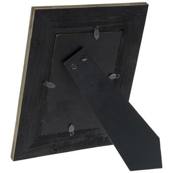 "Wood Frame With Metal Fillet - 4"" x 6"""