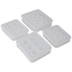 Round & Square Bead Resin Molds