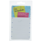 White File Folder Labels