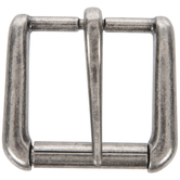 Antique Nickel Dylan Roller Belt Buckle