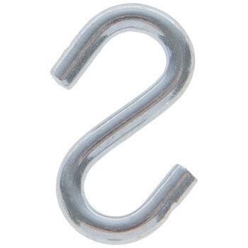 """Metal S-Hooks - 1"""""""