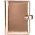 Rose Gold 6-Ring Planner Binder
