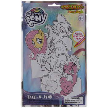 My Little Pony Take-N-Play Kit