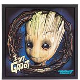 I Am Groot Wood Wall Decor