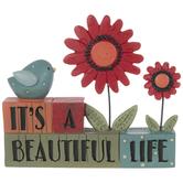 It's A Beautiful Life Decor