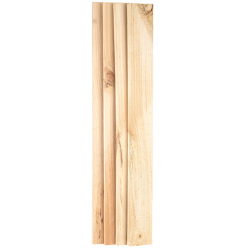 """Wood Slats - 23"""" x 2 1/2"""""""