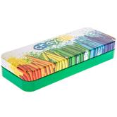 Crayola Tin Pencil Box
