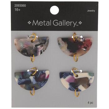 Multi-Color Tortoiseshell Connectors