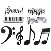Music Icons Stickers