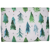 Trees & Snowflakes Placemat