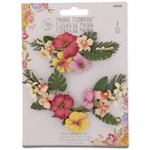 Tropical Prima Flower Embellishments