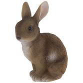 Brown Standing Bunny