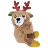 Plush Reindeer Wrist Hugger Bracelet
