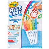 Crayola Color Wonder Paintbrush Pens Coloring Kit