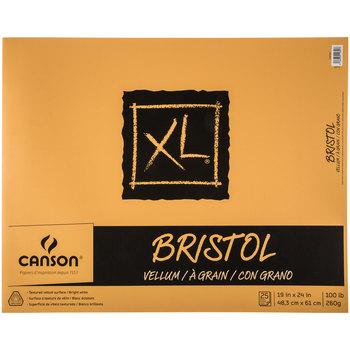 Canson XL Bristol Vellum Paper Pad